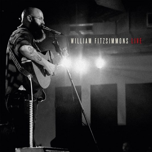Buy Online William Fitzsimmon - Live