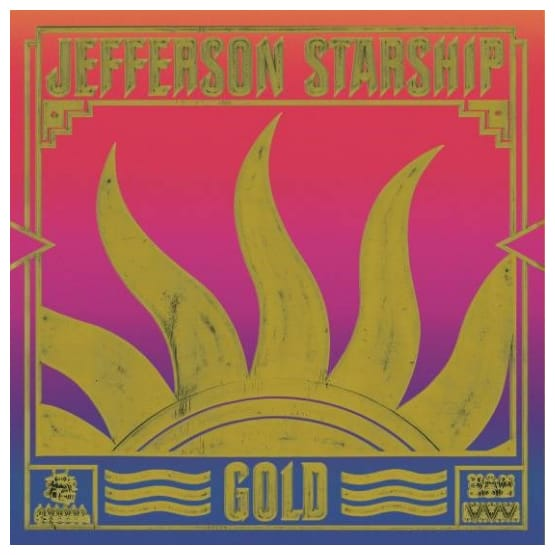Buy Online Jefferson Starship - Gold