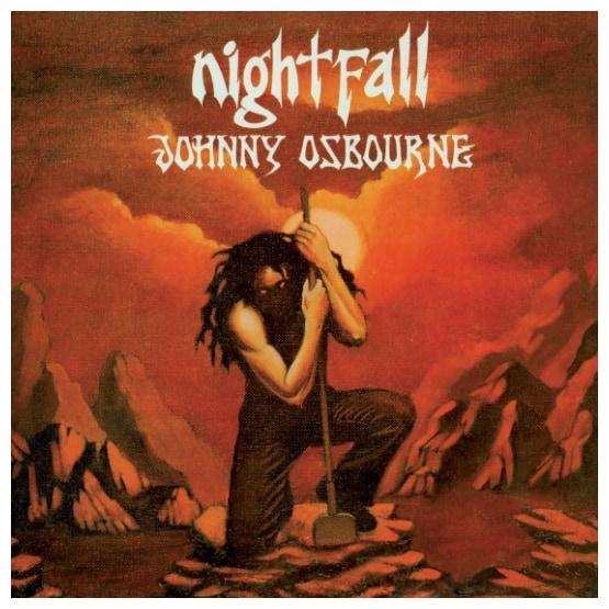 Buy Online Johnny Osbourne - Nightfall Red