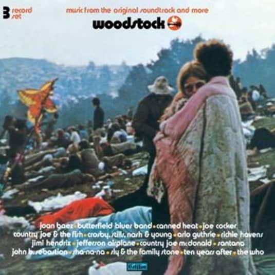 Buy Online Various Artists - Woodstock (PA Mono Version)