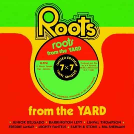 Buy Online Various Artists - Roots From The Yard