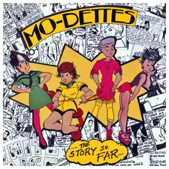 Buy Online The Mo-Dettes - The Story So Far