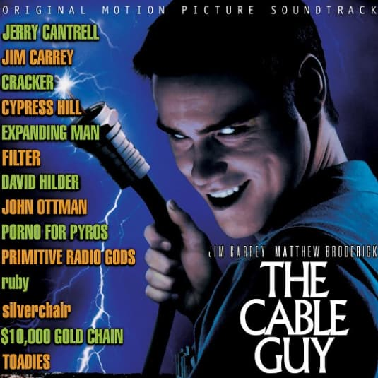 Buy Online Various Artists - The Cable Guy