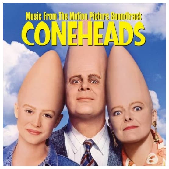 Buy Online Various Artists - Coneheads OST Yellow