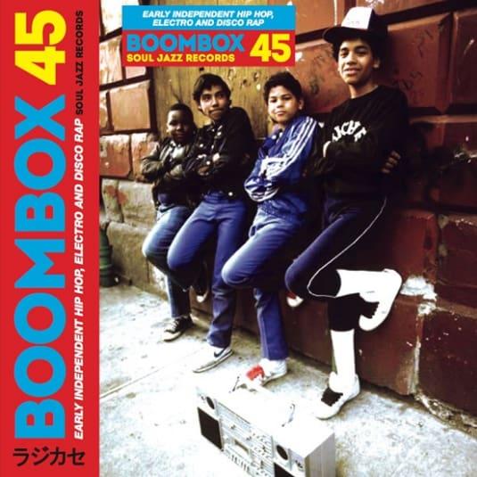 Buy Online Various Artists - BOOMBOX 45
