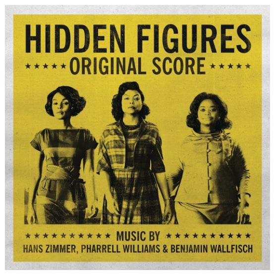 Buy Online Pharrel Wiliams, Hans Zimmer & Benjamin Wallfisch - Hidden Figures OST Yellow