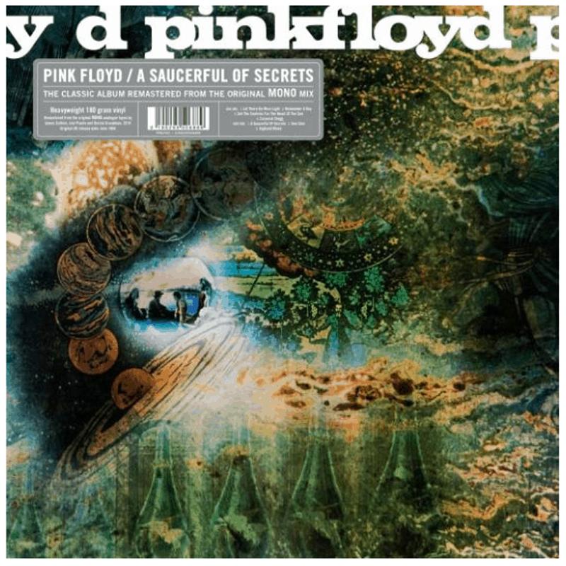 Buy Online Pink Floyd - Saucerful Of Secrets