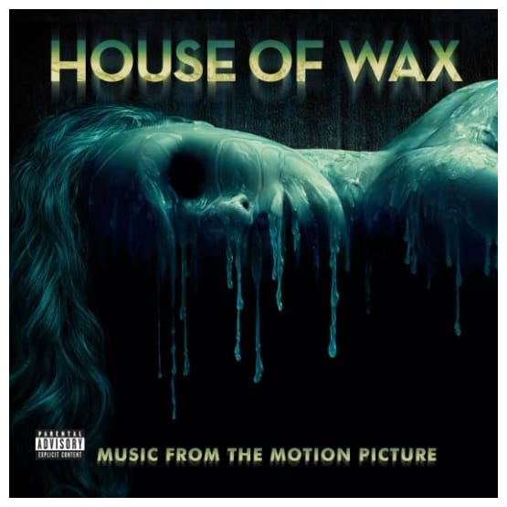 Buy Online Various Artists - House Of Wax OST Clear