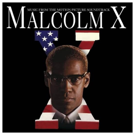 Buy Online Various Artists - Malcolm X OST Red