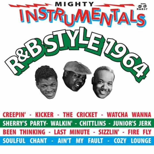 Buy Online Various Artists - Mighty Instrumentals R&B Style 1964