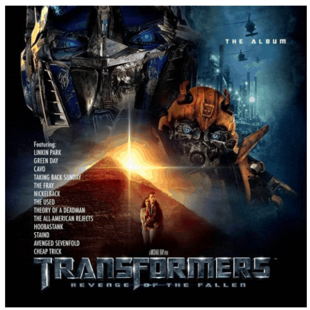 Buy Online Various Artists - Transformers: Revenge Of The Fallen OST Green