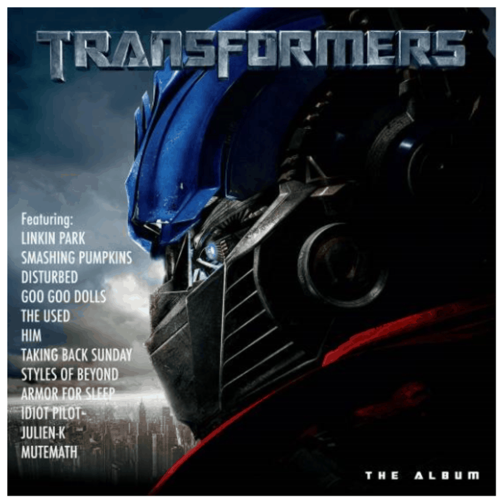 Buy Online Various Artists - Transformers: The Album OST Purple