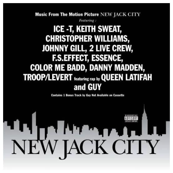 Buy Online Various Artists - New Jack City OST Silver