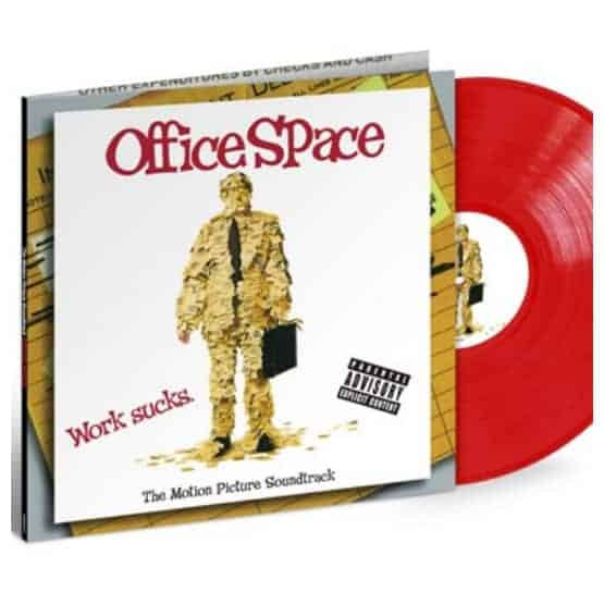 Buy Online Various Artists - Office Space OST Red