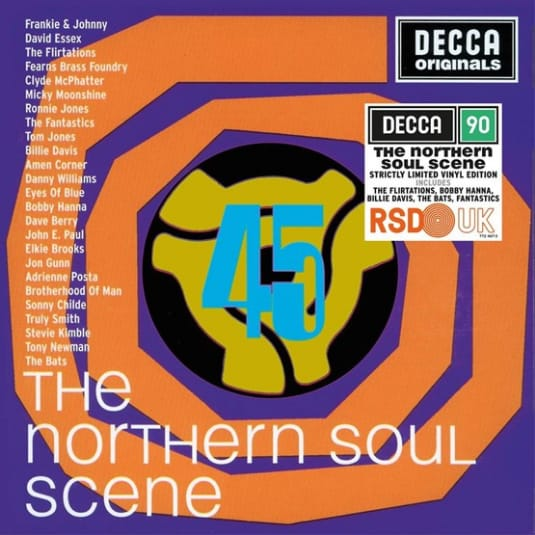 Buy Online Various Artists - The Northern Soul Scene
