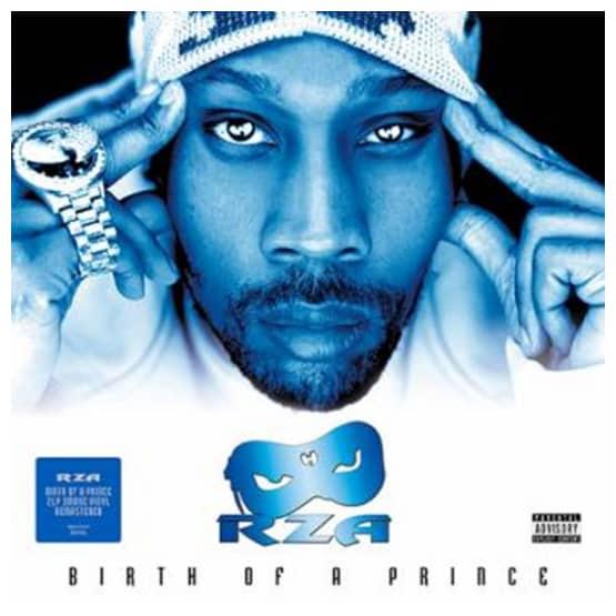 Buy Online RZA - Birth Of A Prince Smoky Blue