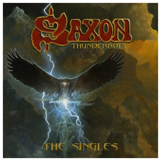 Buy Online Saxon - Thunderbolt (The Singles)