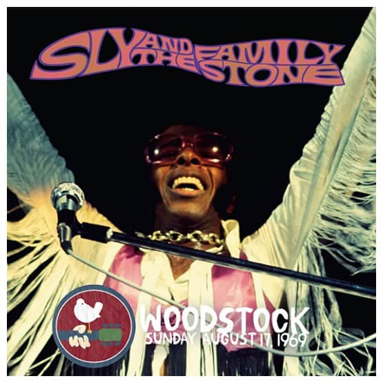 Buy Online Sly & The Family Stone - Live At Woodstock Sunday August 17, 1969