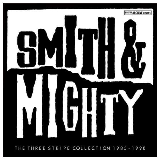 Buy Online Smith & Mighty - The Three Stripe Collection 1985-1990 Blue
