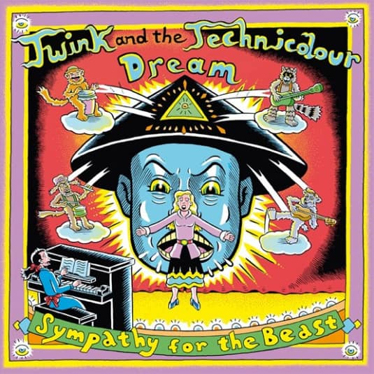 Buy Online Twink and the Technicolour Dream - Sympathy for the Beast