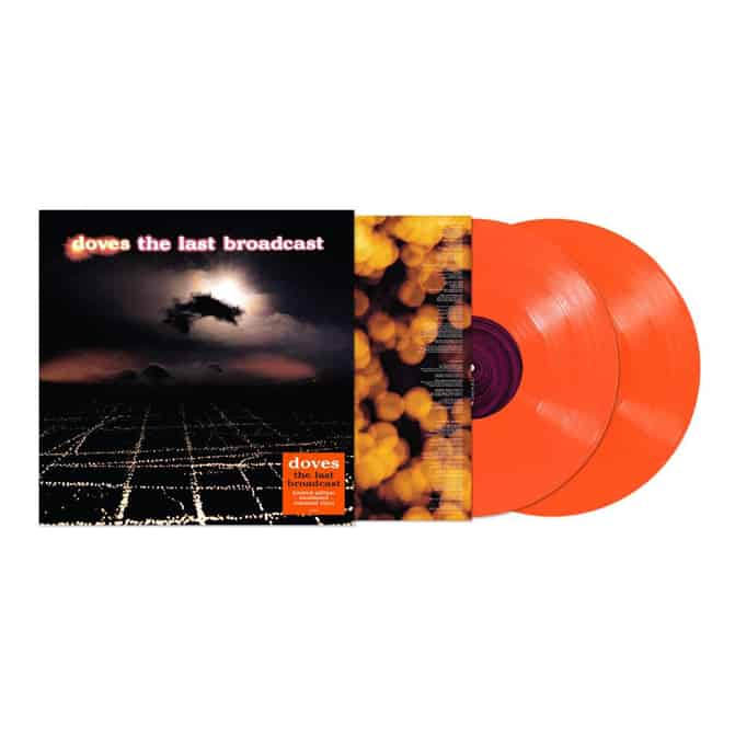 Buy Online Doves - The Last Broadcast Orange