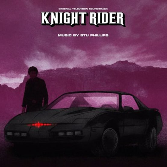 Buy Online Stu Phillips - Knight Rider (Original Television Soundtrack)