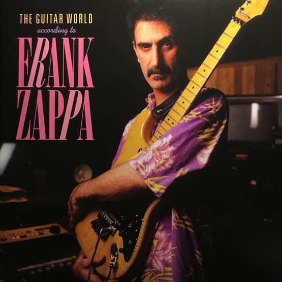 Buy Online Frank Zappa - The Guitar World According To