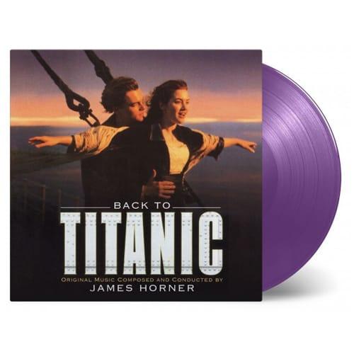 Buy Online Original Soundtrack - Back To Titanic Purple