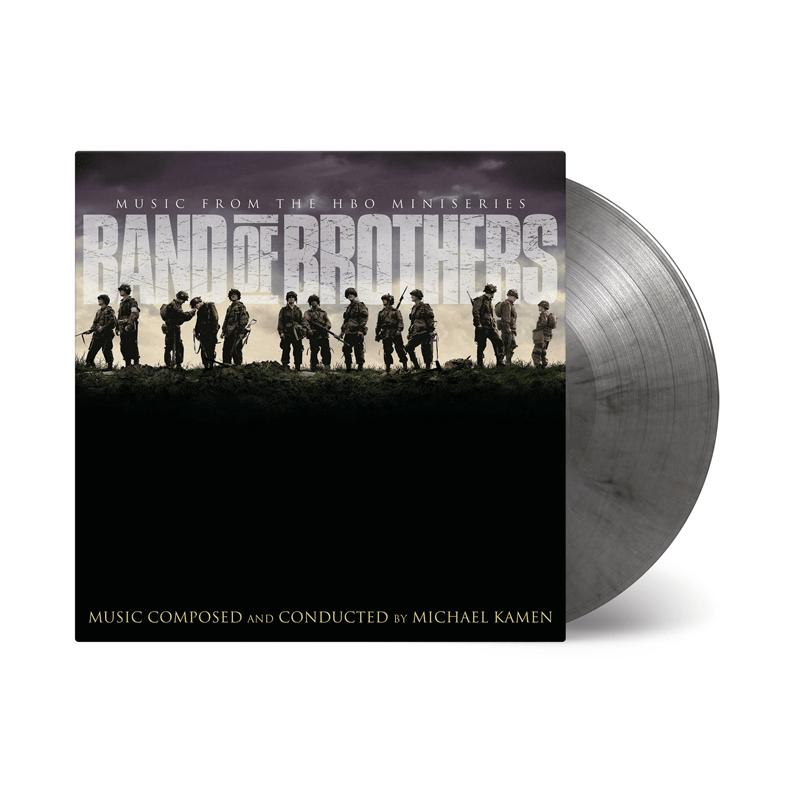 Buy Online Original Soundtrack - Band Of Brothers Silver & Black
