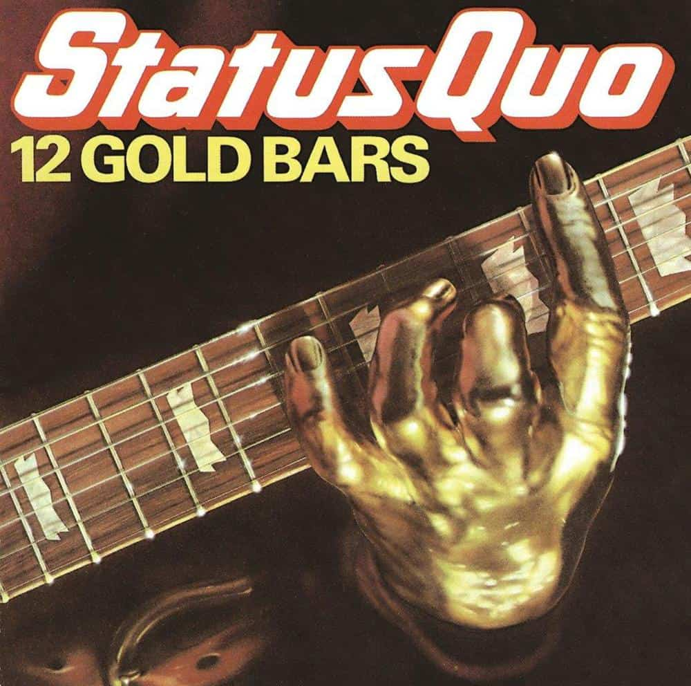 Buy Online Status Quo - 12 Gold Bars