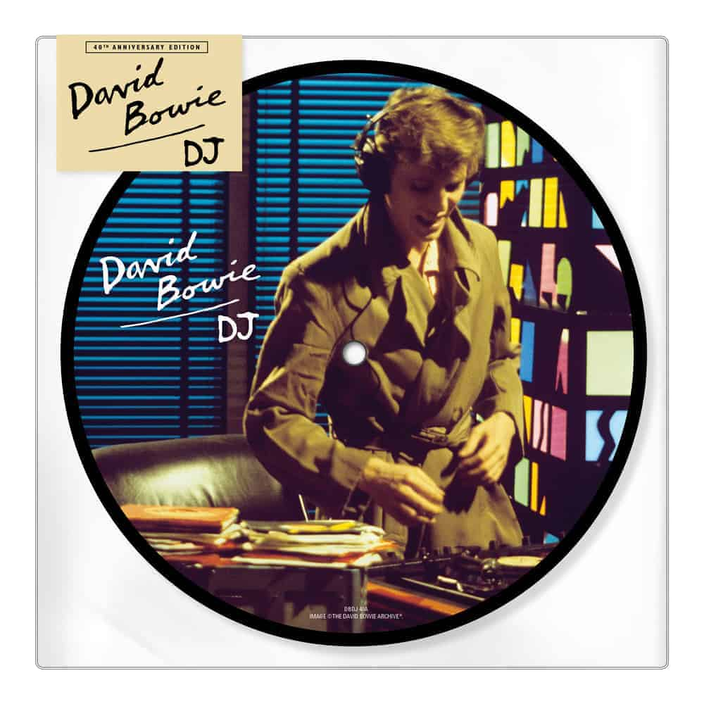 Buy Online David Bowie - D.J. 40th Anniversary Picture Disc