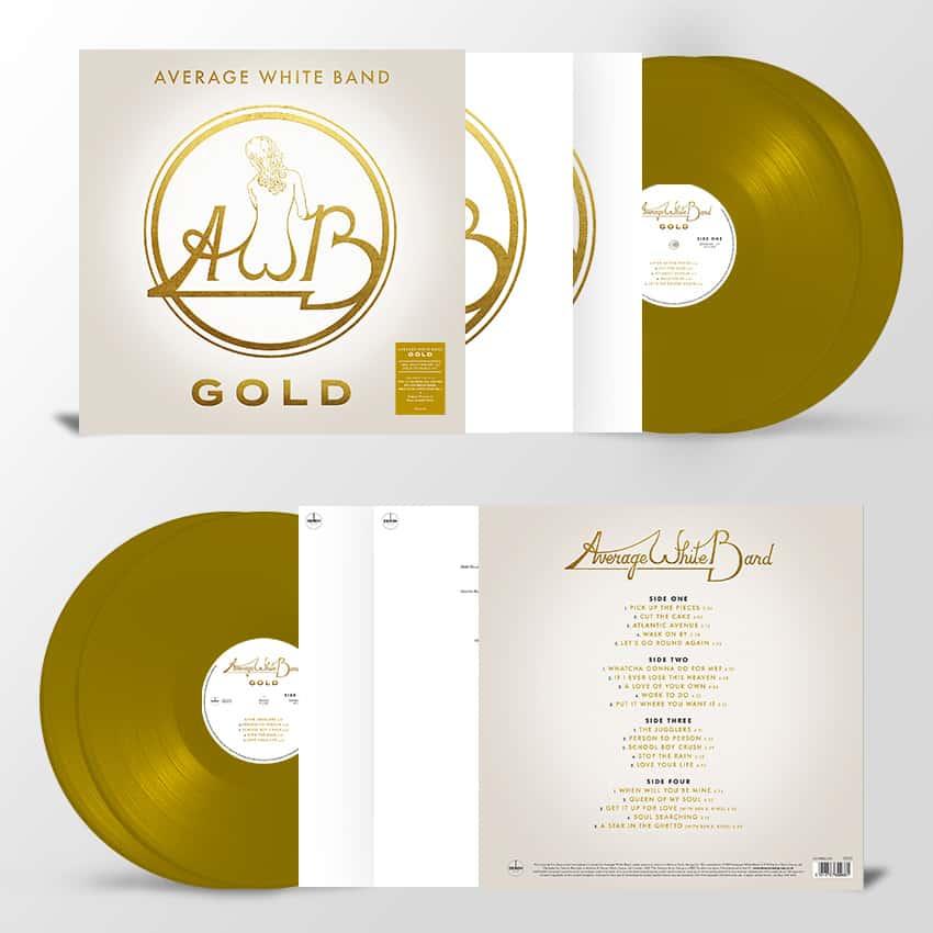 Buy Online Average White Band - Gold