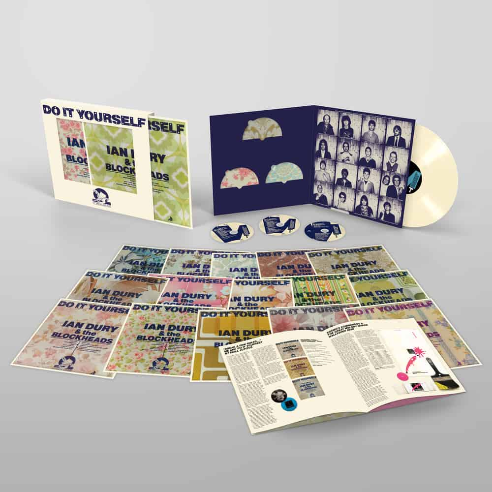Buy Online Ian Dury And The Blockheads - Do It Yourself 40th Anniversary