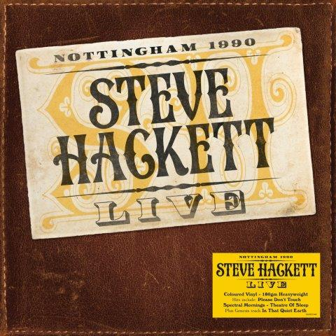 Buy Online Steve Hackett - Live Coloured