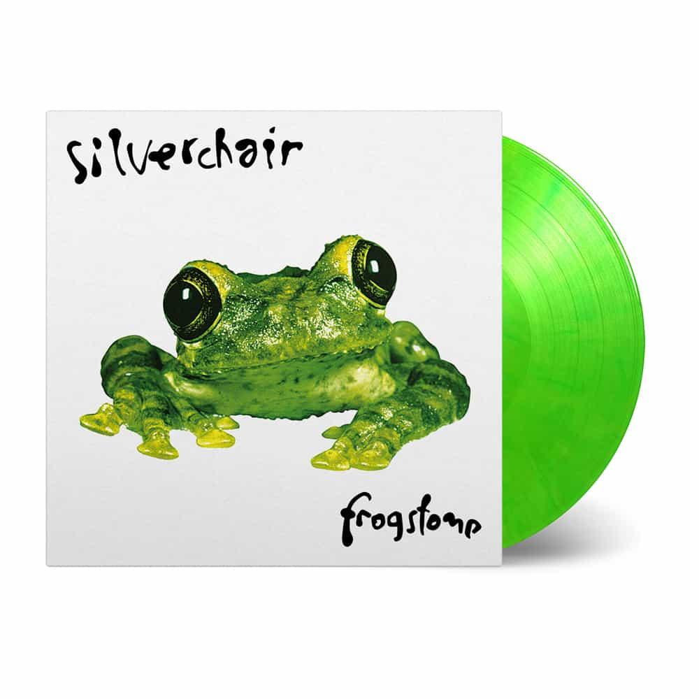 Buy Online Silverchair - Frogstomp Lime Green