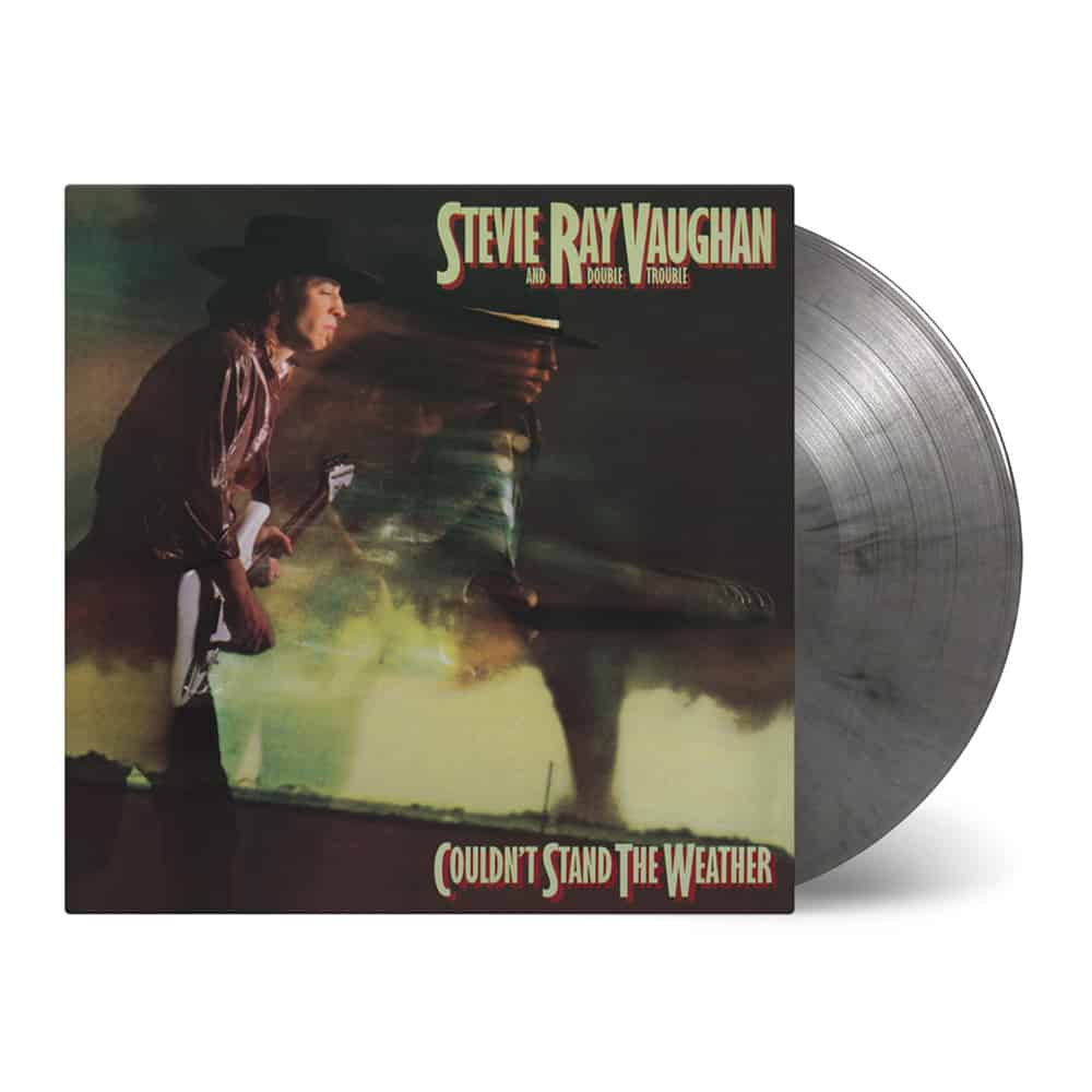 Buy Online Stevie Ray Vaughan - Couldn't Stand The Weather Coloured