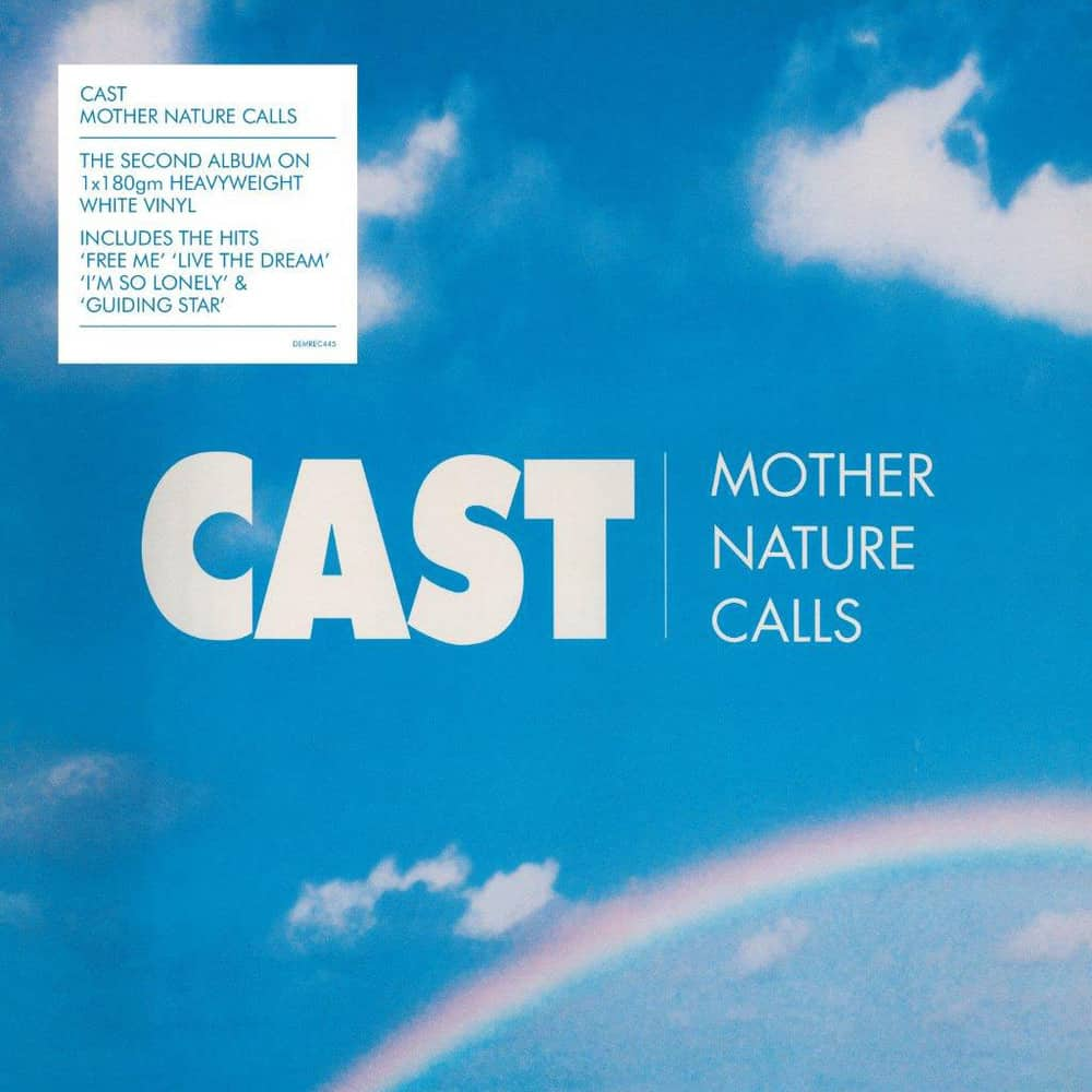 Buy Online Cast - Mother Nature Calls White