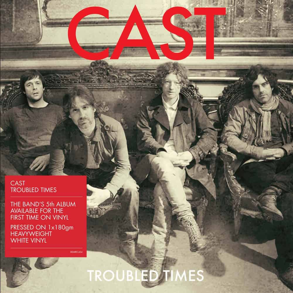 Buy Online Cast - Troubled Times White