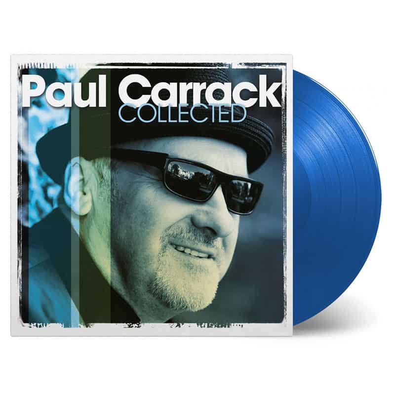 Buy Online Paul Carrack - Collected Blue Vinyl