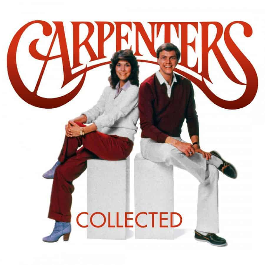 Buy Online The Carpenters - Collected Red Double Vinyl