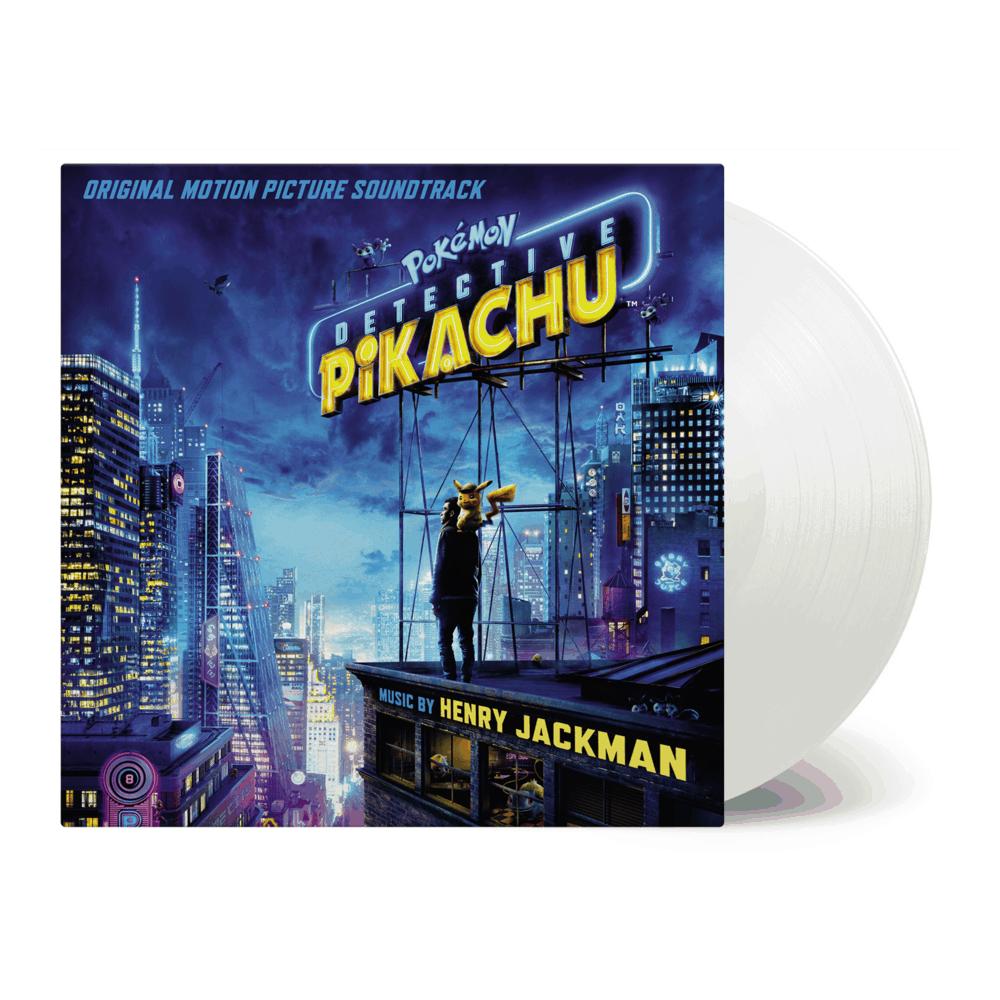 Buy Online Original Soundtrack - Pokemon Detective Pikachu White