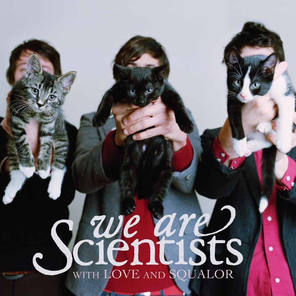Buy Online We Are Scientists - With Love And Squalor Red