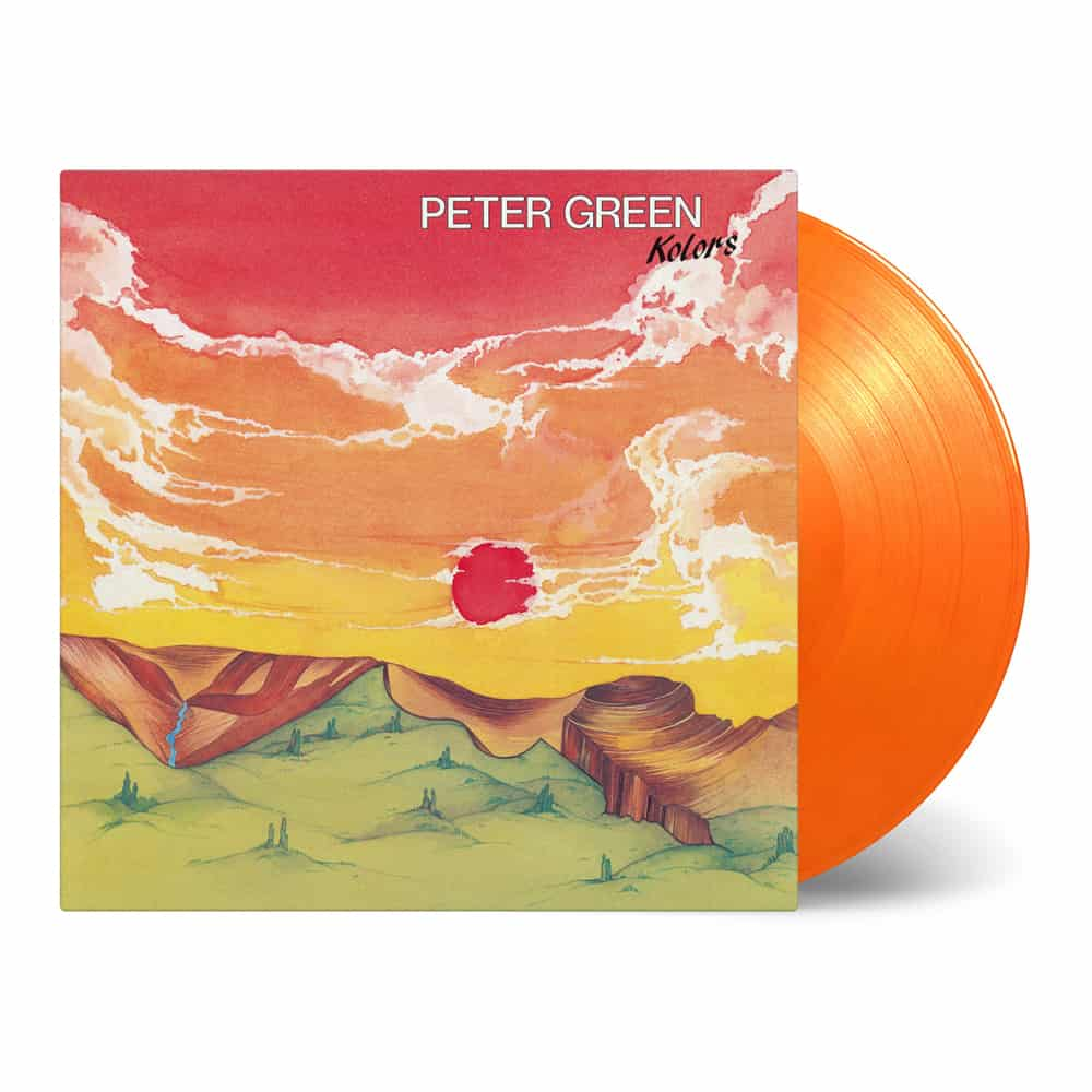 Buy Online Peter Green - Kolors Sun-Coloured