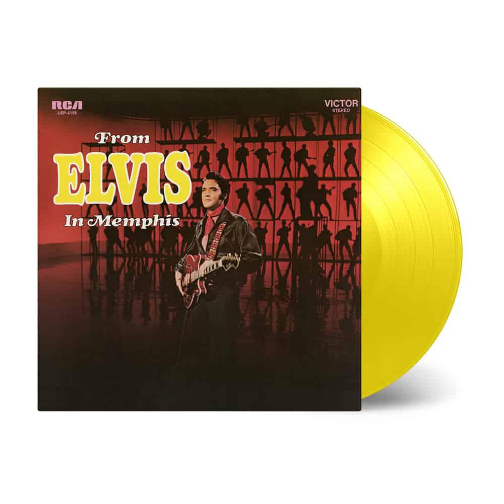 Buy Online Elvis Presley - From Elvis In Memphis Yellow
