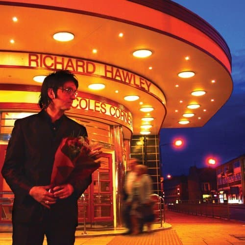 Buy Online Richard Hawley - Coles Corner Transparent Amber