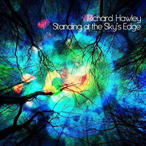 Buy Online Richard Hawley - Standing At The Sky's Edge Transparent Blue Sparkle Double