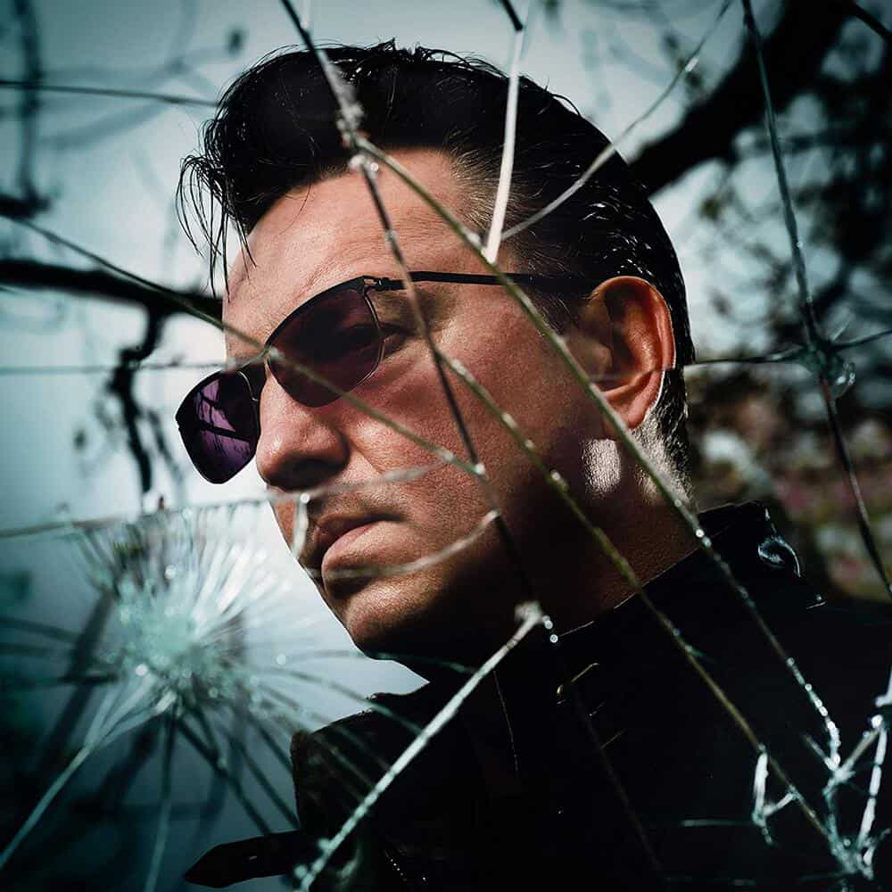 Buy Online Richard Hawley - Hollow Meadows Transparent Blue Double