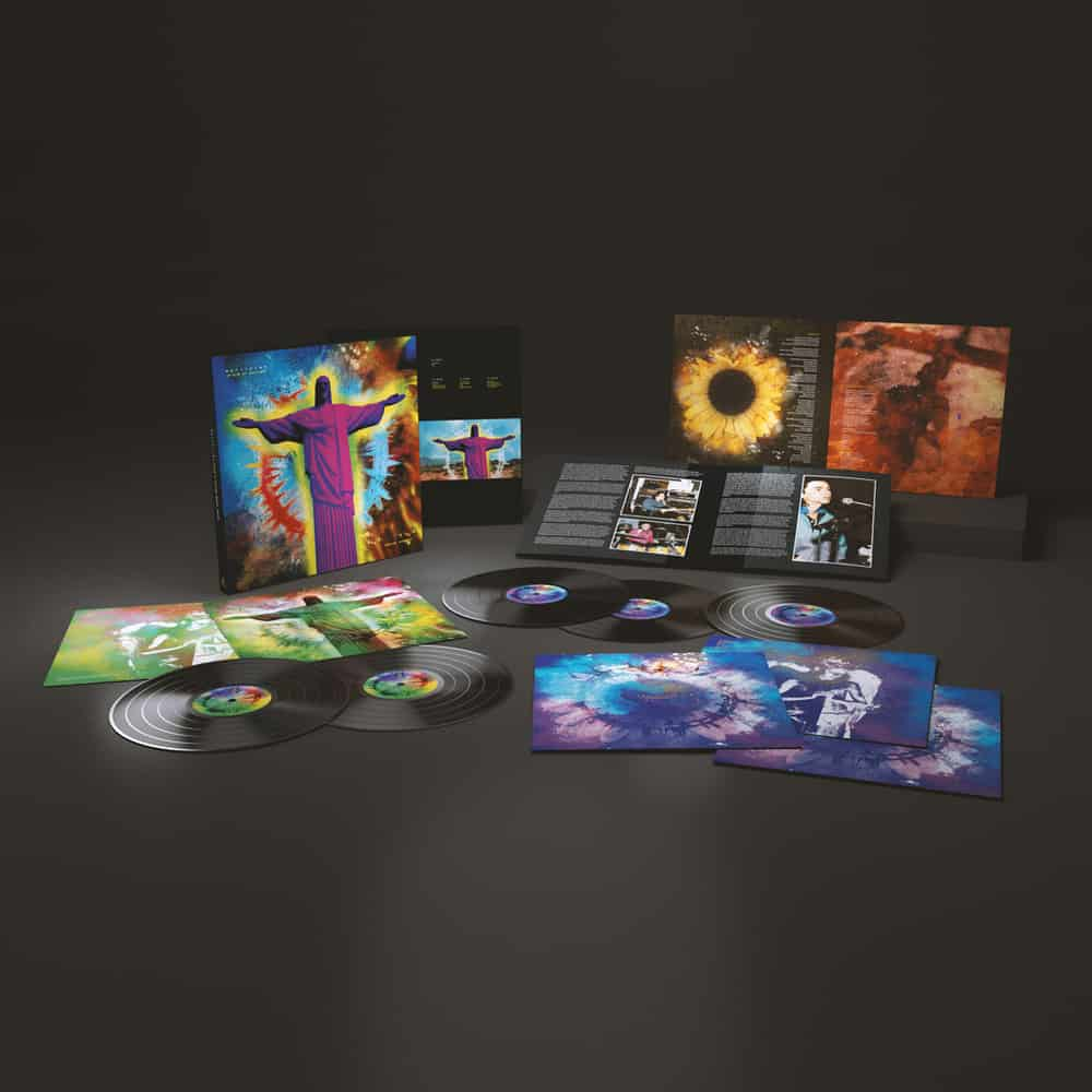 Buy Online Marillion - Afraid Of Sunlight Deluxe Vinyl Boxset