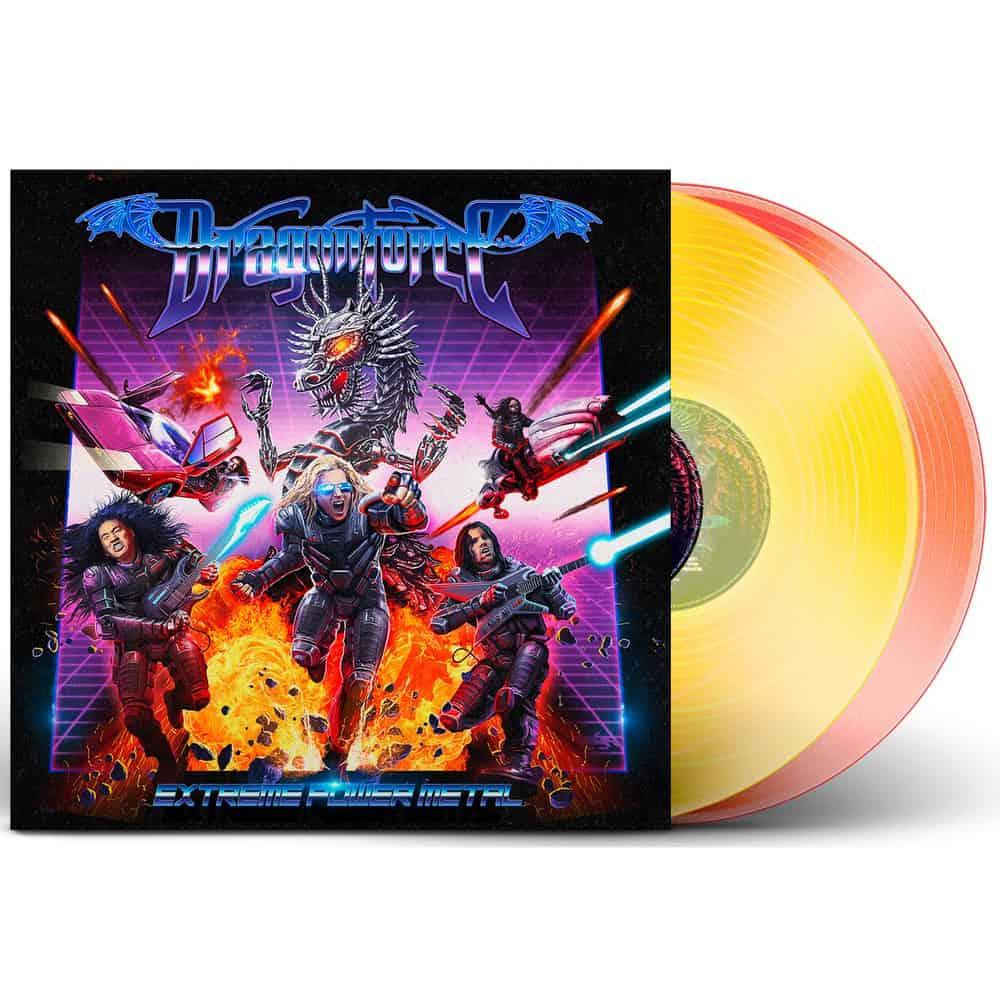 Buy Online Dragonforce - Extreme Power Metal Double Vinyl