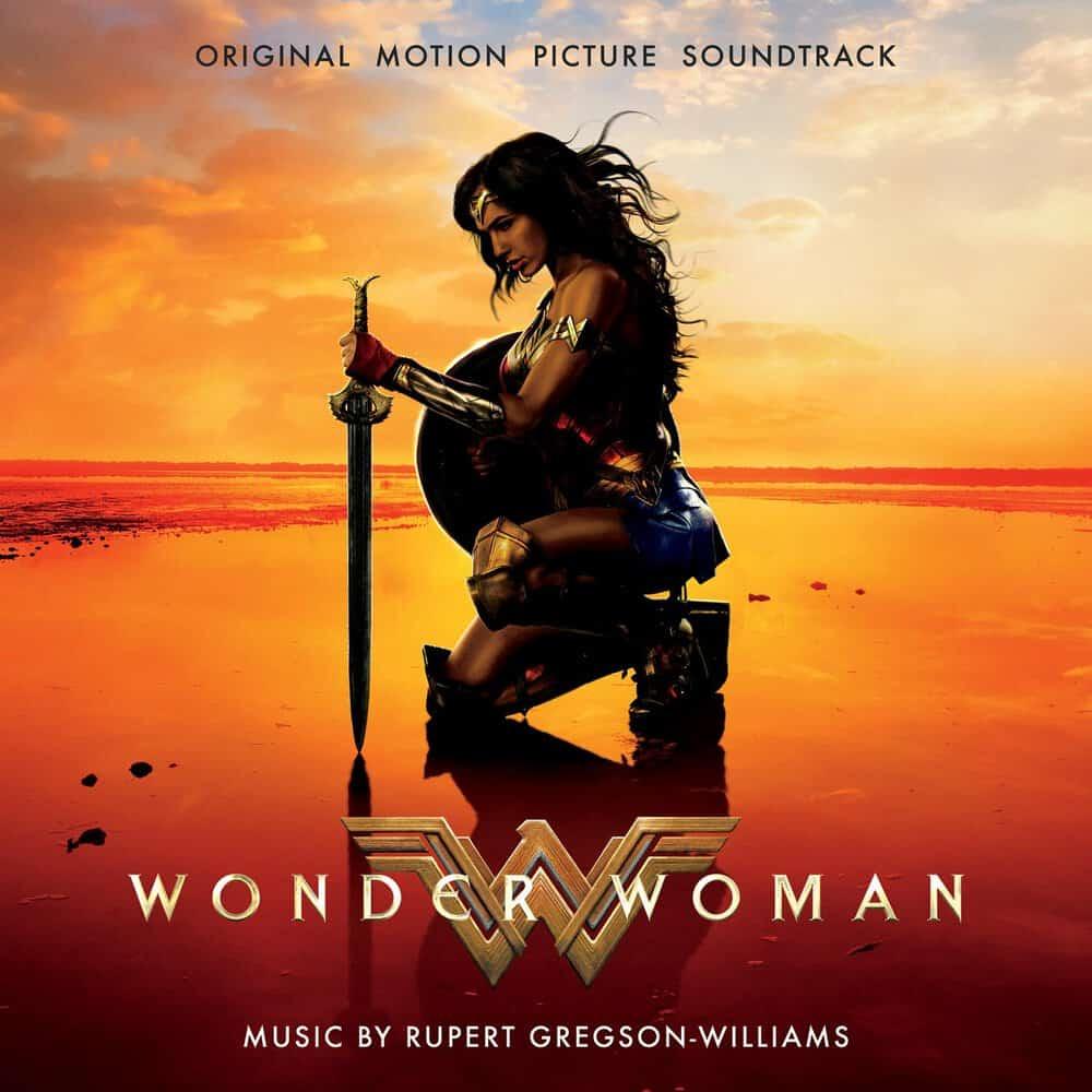 Buy Online Rupert Gregson-Williams - Wonder Woman Original Soundtrack Coloured
